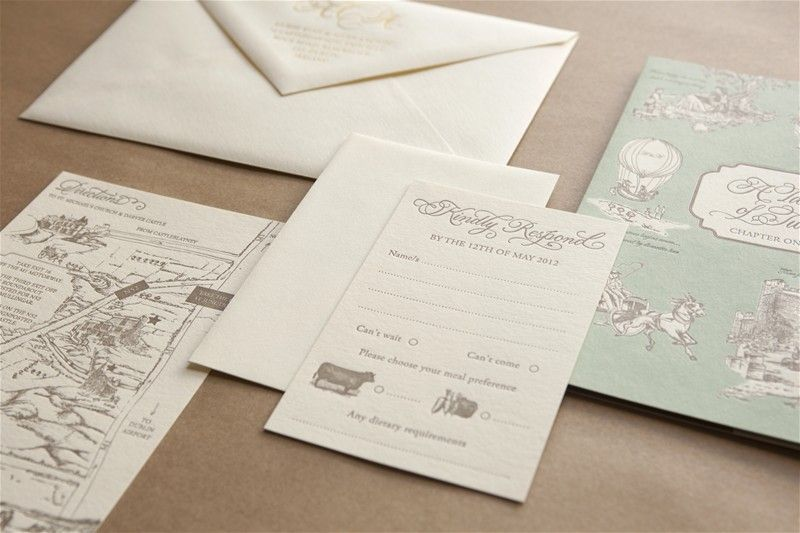 Bespoke Invitations