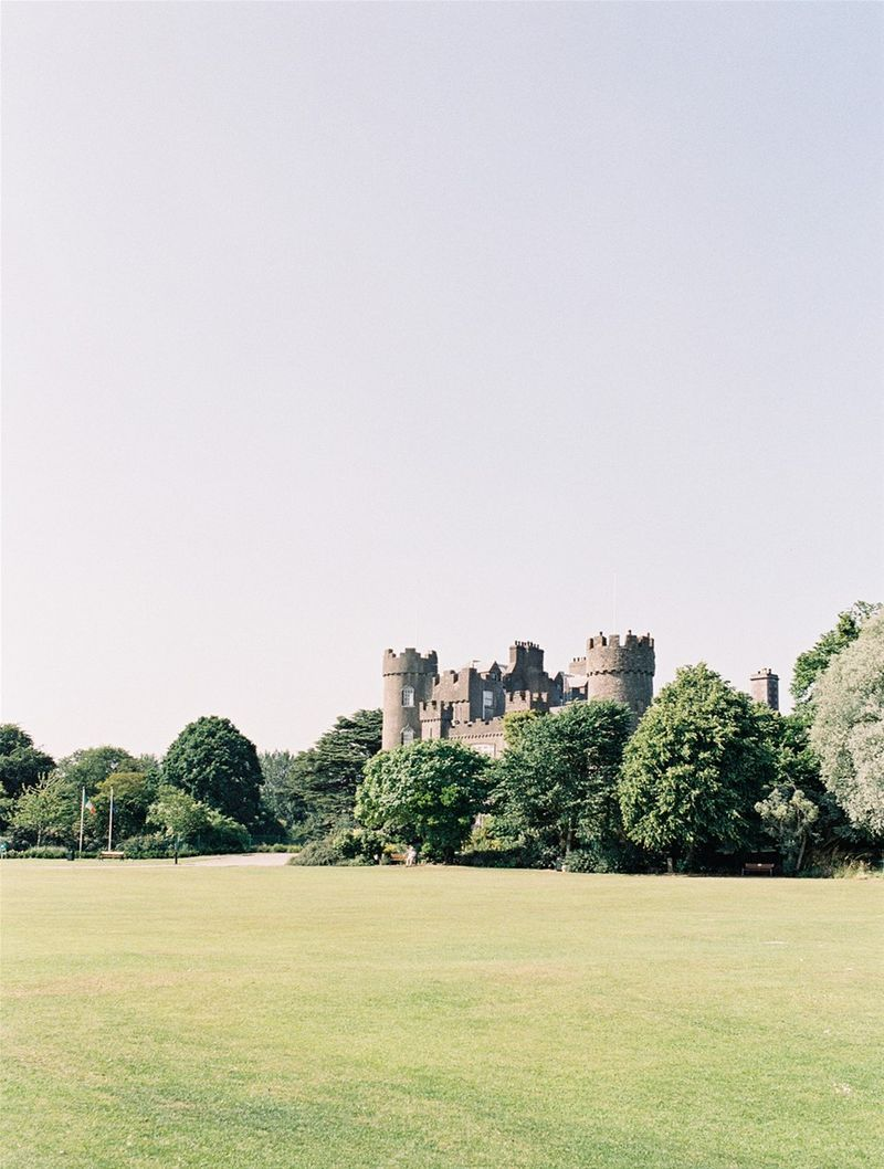 Malahide Castle Wedding Venue