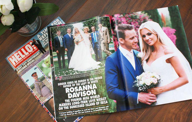 Rosanna Davison Hello Magazine(2)