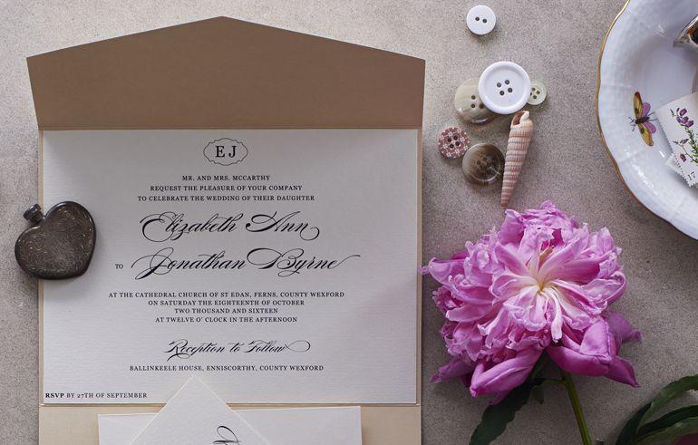 Top Tips Wedding Invitations Plus One(1)