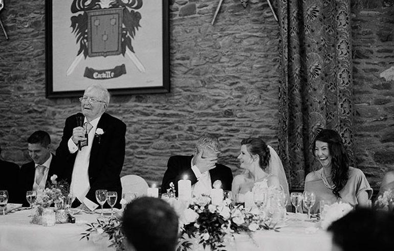 Top Tips Wedding Speeches
