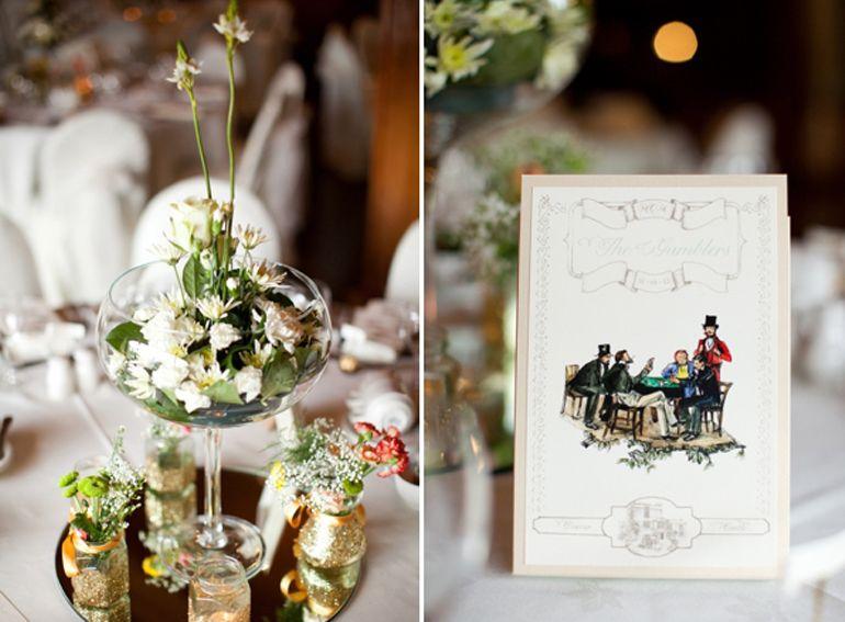 Wedding Flower Arrangement Betting Slips(1)