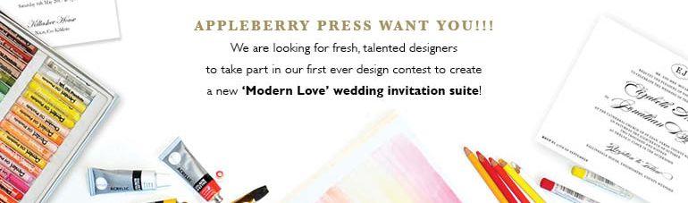 Appleberry Press Design Contest