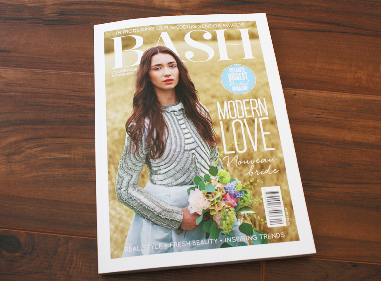 Bash Magazine Issue 4, Wedding Magazine