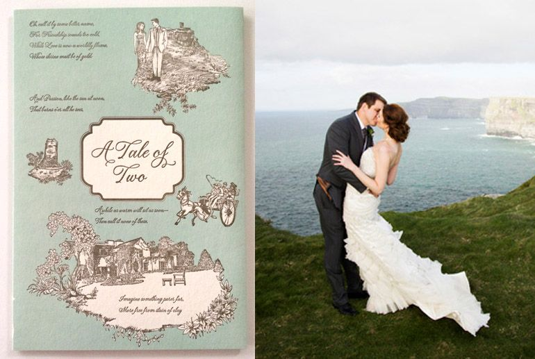 Gregan Castle Irish Wedding(1)
