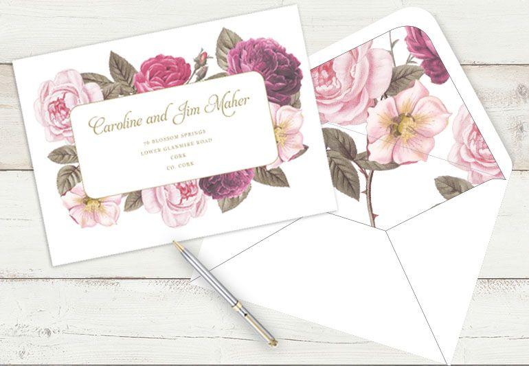 Free Envelope Printing(1)