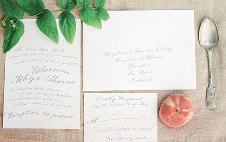 Wedding Invitations, Bespoke Stationery(1)