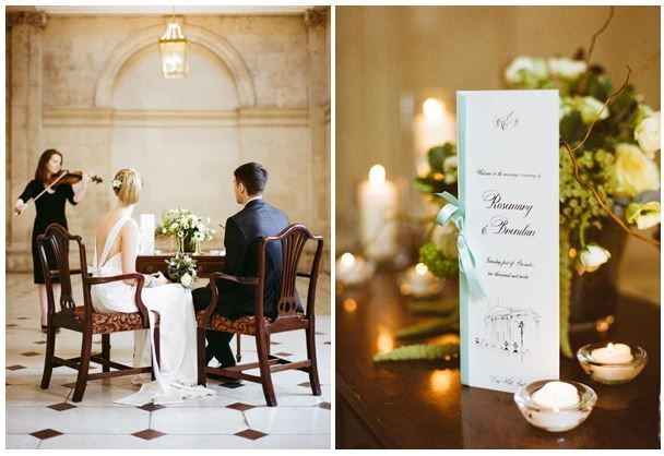 Are Ceremony Booklets Really Necessary?