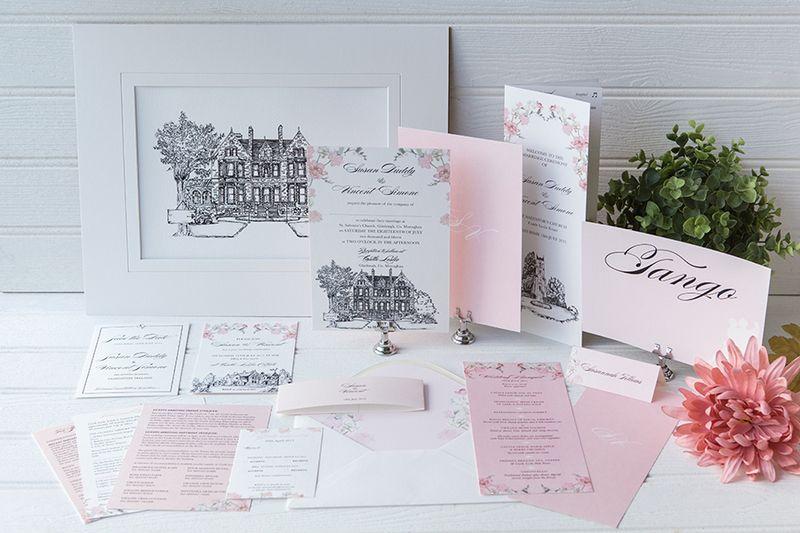 Susan & Vincent's Full Wedding Suite