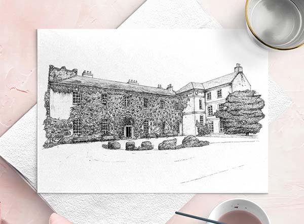 Ballymaloe House Wedding Venue
