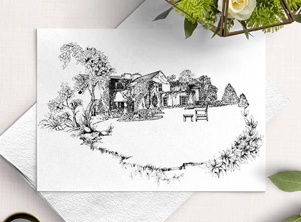 Gregan Castle Wedding Venue