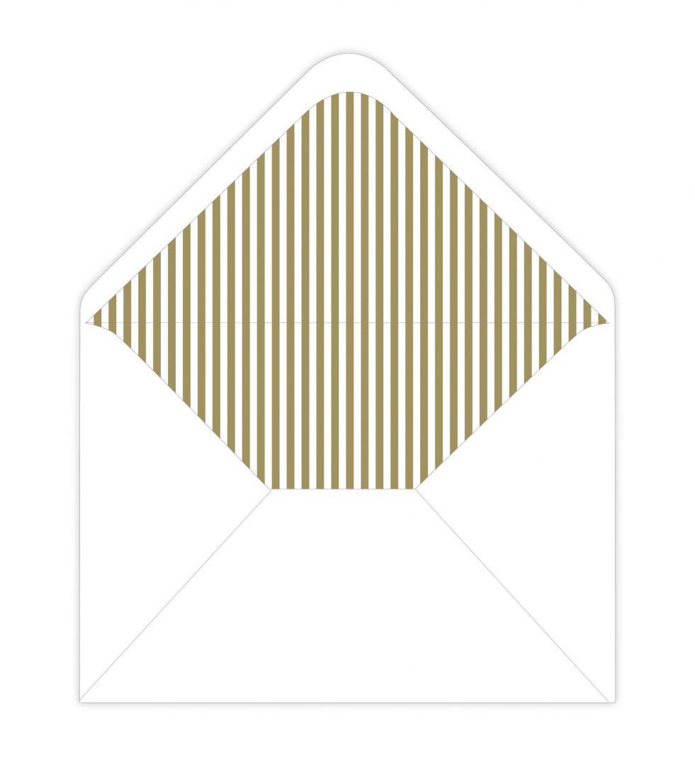 Opulence Envelope Liner