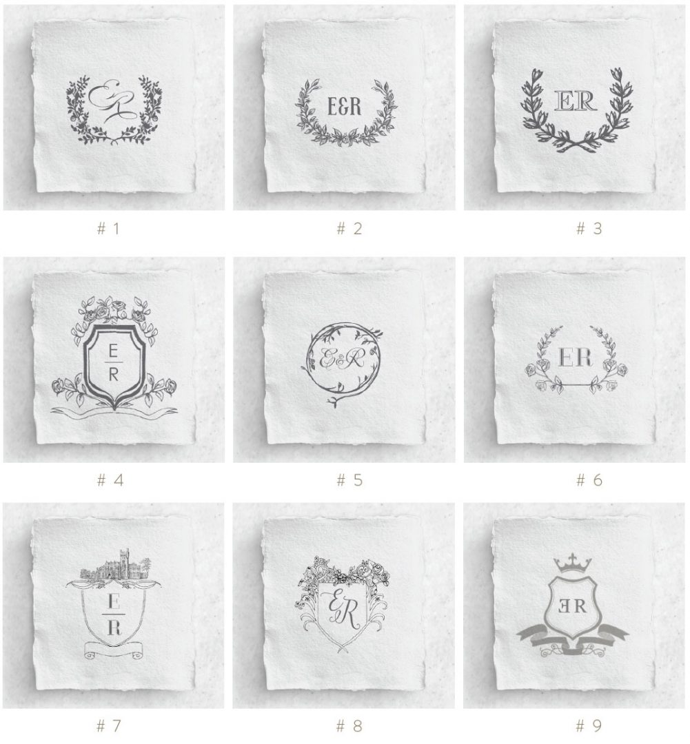 Crests Style 1