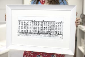The Merrion Hotel Venue Print