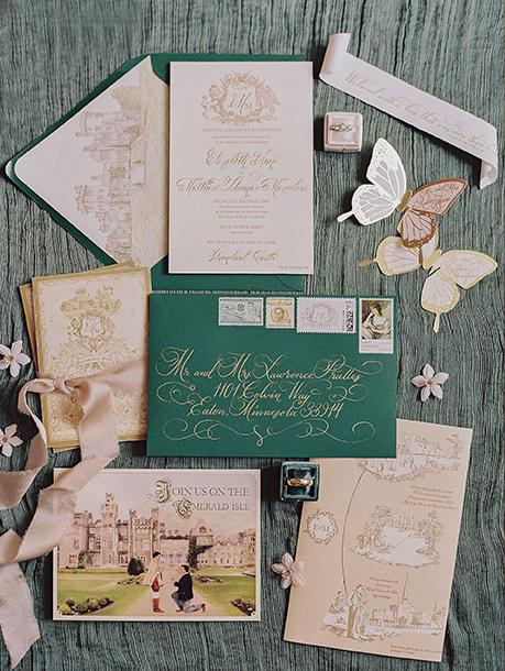 Bespoke Wedding Invitation Venue