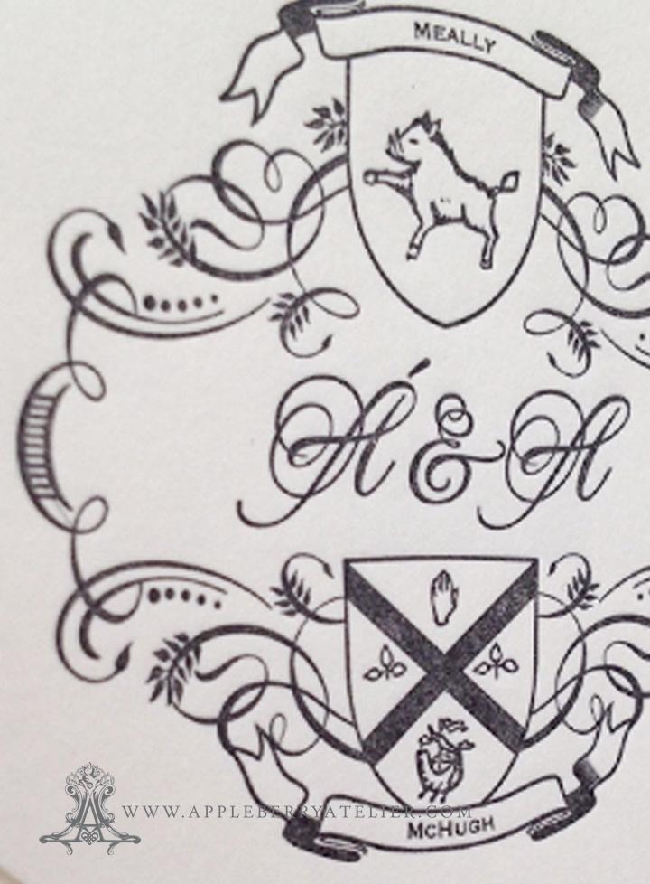 Crest Letterpress Bespoke